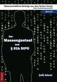 Der Massengentest und § 81h StPO (eBook, PDF)