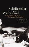 Schriftsteller und Widerstand (eBook, PDF)
