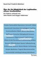 Über die (Un-)Möglichkeit der Legitimation offener Gesellschaften (eBook, PDF) - Mielchen, David K. S.