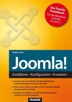 Joomla! (eBook, ePUB) - Brey, Stephan