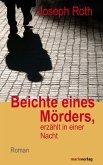 Beichte eines Mörders, erzählt in einer Nacht (eBook, ePUB)