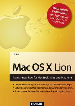 Mac OS X Lion (eBook, ePUB) - Ries, Uli