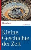 Kleine Geschichte der Zeit (eBook, ePUB)
