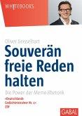 Souverän freie Reden halten (eBook, PDF)