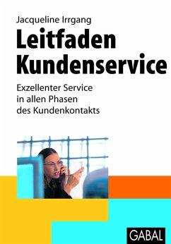 Leitfaden Kundenservice (eBook, PDF) - Irrgang, Jacqueline