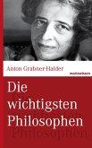 Die wichtigsten Philosophen (eBook, ePUB)