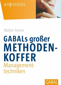 GABALs großer Methodenkoffer (eBook, PDF) - Simon, Walter