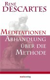Meditationen / Abhandlung über die Methode (eBook, ePUB)