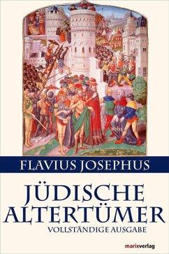 Jüdische Altertümer (eBook, ePUB) - Josephus, Flavius
