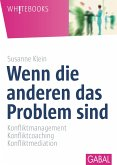 Wenn die anderen das Problem sind (eBook, PDF)