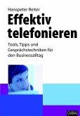 Effektiv telefonieren (eBook, PDF)