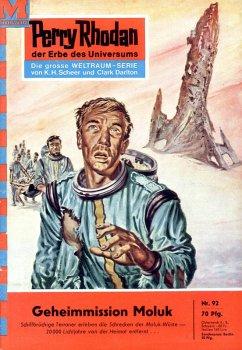 Geheimmission Moluk (Heftroman) / Perry Rhodan-Zyklus Atlan und Arkon Bd.92 (eBook, ePUB)
