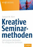 Kreative Seminarmethoden (eBook, PDF)