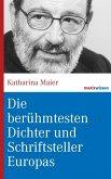Die berühmtesten Dichter und Schriftsteller Europas (eBook, ePUB)
