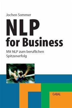 NLP for Business (eBook, PDF) - Sommer, Jochen