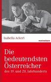 Die bedeutendsten Österreicher (eBook, ePUB)