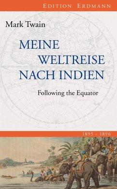 Meine Weltreise nach Indien (eBook, ePUB) - Twain, Mark