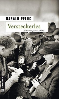 Versteckerles (eBook, ePUB) - Pflug, Harald