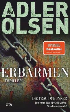 Erbarmen / Carl Mørck. Sonderdezernat Q Bd.1 (eBook, ePUB) - Adler-Olsen, Jussi