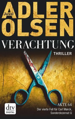 Verachtung / Carl Mørck. Sonderdezernat Q Bd.4 (eBook, ePUB) - Adler-Olsen, Jussi