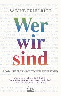 Wer wir sind (eBook, ePUB) - Friedrich, Sabine