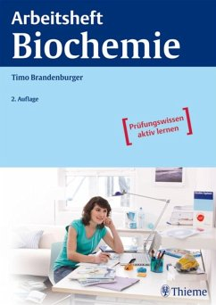 Arbeitsheft Biochemie (eBook, PDF) - Brandenburger, Timo