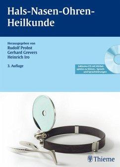 Hals-Nasen-Ohren-Heilkunde (eBook, PDF) - Grevers, Gerhard; Iro, Heinrich; Probst, Rudolf