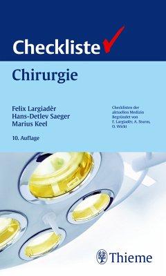 Checkliste Chirurgie (eBook, PDF)