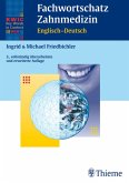 KWIC-Web Fachwortschatz Zahnmedizin Englisch - Deutsch (eBook, PDF)