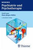 Memorix Psychiatrie und Psychotherapie (eBook, PDF)