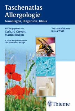 Taschenatlas Allergologie (eBook, PDF) - Grevers, Gerhard; Röcken, Martin