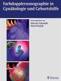 Farbdopplersonographie in Gynäkologie und Geburtshilfe (eBook, PDF)