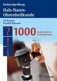 Facharztprüfung Hals-Nasen-Ohrenheilkunde (eBook, PDF)