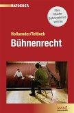 Bühnenrecht (eBook, ePUB)