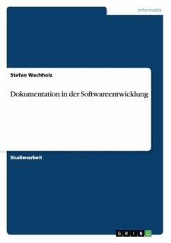 Dokumentation in der Softwareentwicklung