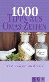 1000 Tipps aus Omas Zeiten (eBook, ePUB)