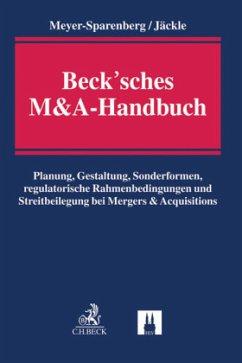 Beck´sches M&A-Handbuch
