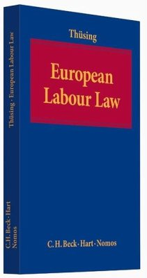 European Labour Law - Thüsing, Gregor