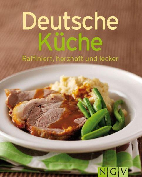 Deutsche Küche (eBook, ePUB) - Portofrei bei bücher.de