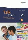 Talk to me! Mündliche Prüfung. 5./6. Schuljahr