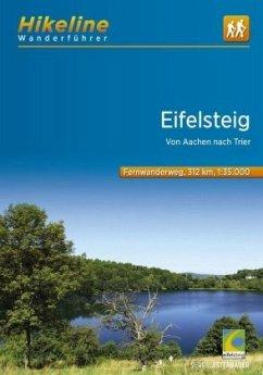 Hikeline Wanderführer Fernwanderweg Eifelsteig