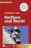 Klettern & Recht (eBook, PDF)