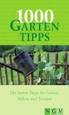 1000 Gartentipps (eBook, ePUB)