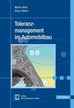 Toleranzmanagement im Automobilbau (eBook, PDF) - Bohn, Martin; Hetsch, Klaus