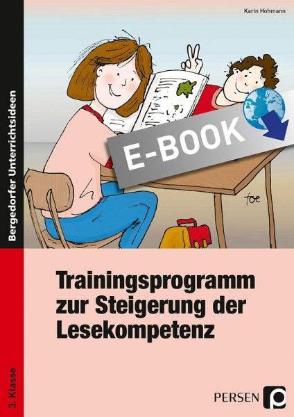 trainingsprogramm lesekompetenz 3 klasse ebook pdf von karin hohmann. Black Bedroom Furniture Sets. Home Design Ideas