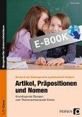 Artikel, Präpositionen & Nomen - Schule 1/2 (eBook, PDF)