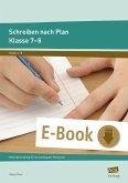 Schreiben nach Plan - Klasse 7-8 (eBook, PDF)