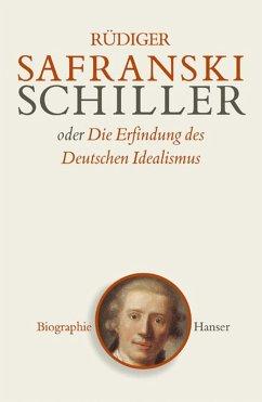 Schiller (eBook, ePUB) - Safranski, Rüdiger