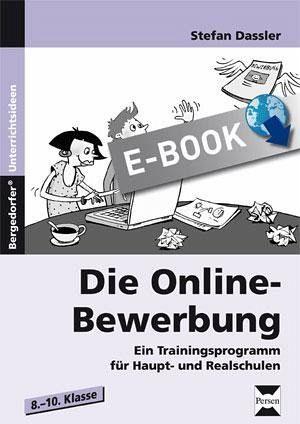 die online bewerbung ebook pdf von stefan dassler buecherde - Online Bewerbung Pdf