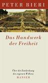 Das Handwerk der Freiheit (eBook, ePUB)